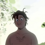 Adam and dog Trailer