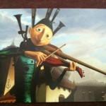 one man band – pixar