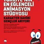 Animasyon Cumhuriyeti İş İlanı