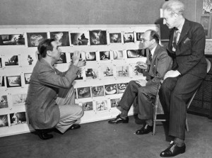 Walt Disney and Composers Discuss