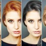 Photoshop İle Saç Rengi Değiştirme – Tutorıal