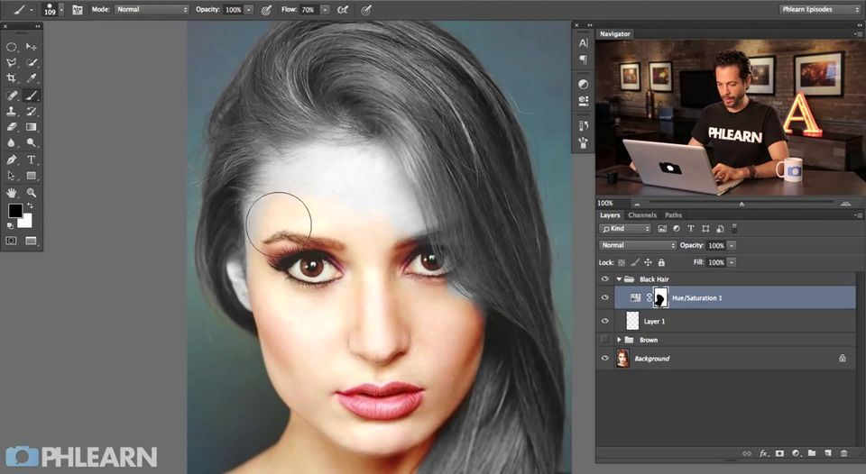 Change Hair Color In Picture Creativity Dohoaso