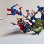 Süper Kahramanların Günlük Yaşantıları