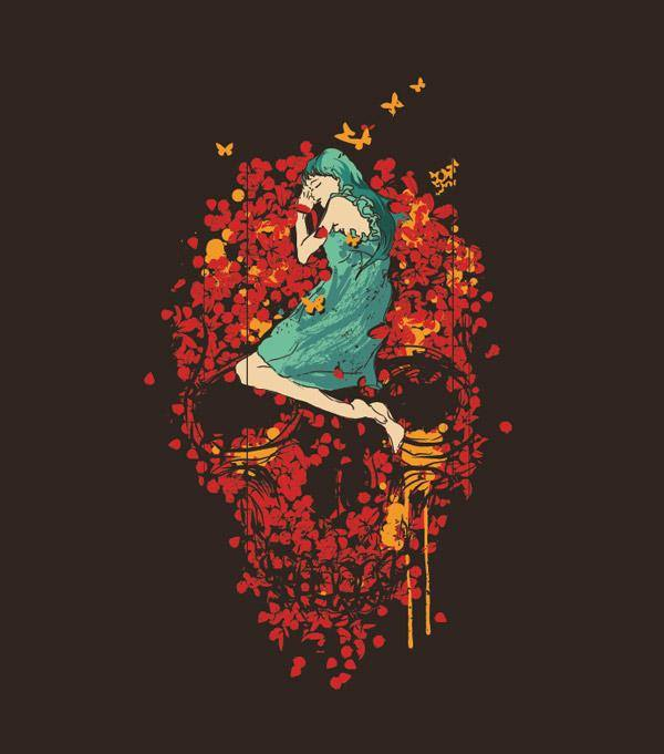 Illustrations by Budi Satria Kwan7