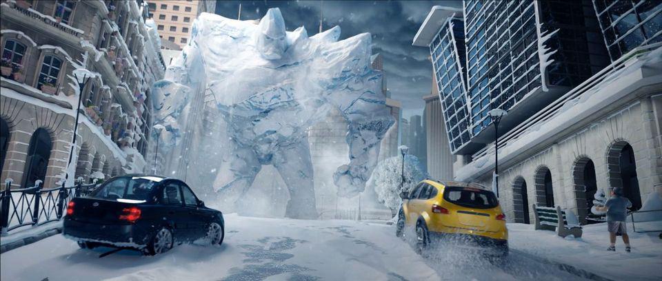 Michelin CrossClimate Reklamı3
