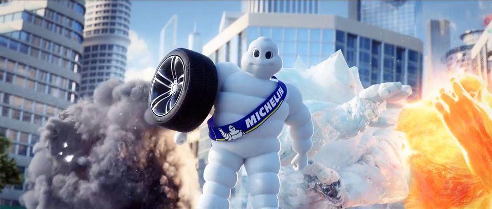 Michelin CrossClimate Reklamı5