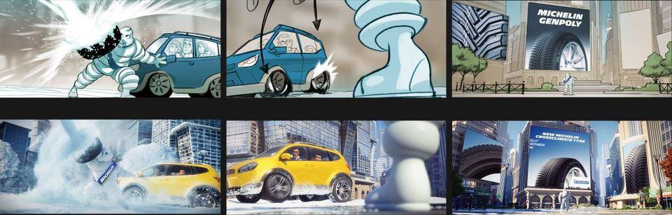 Michelin CrossClimate Reklamı7