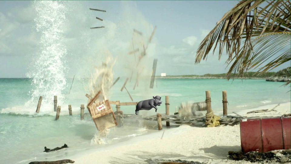 Angry Birds 2 Tanıtım Filmi Yapım Aşaması2