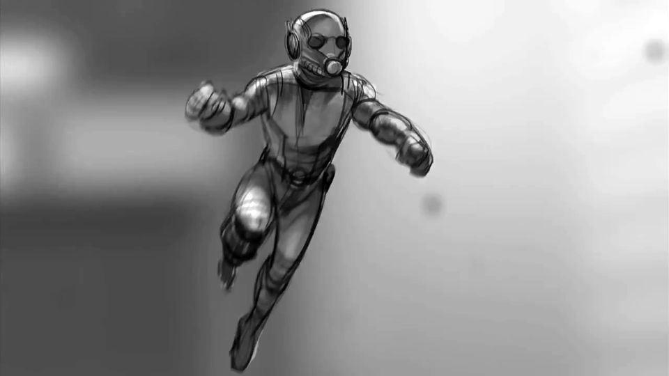 Ant Man Animatic-4