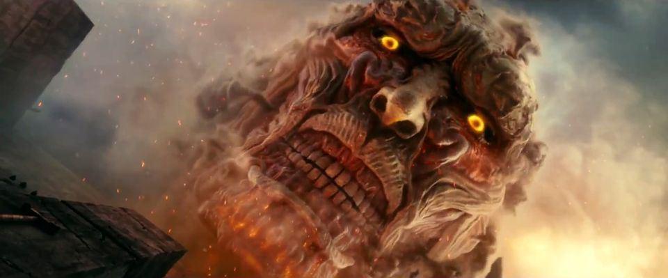 Attack on Titan Trailer4