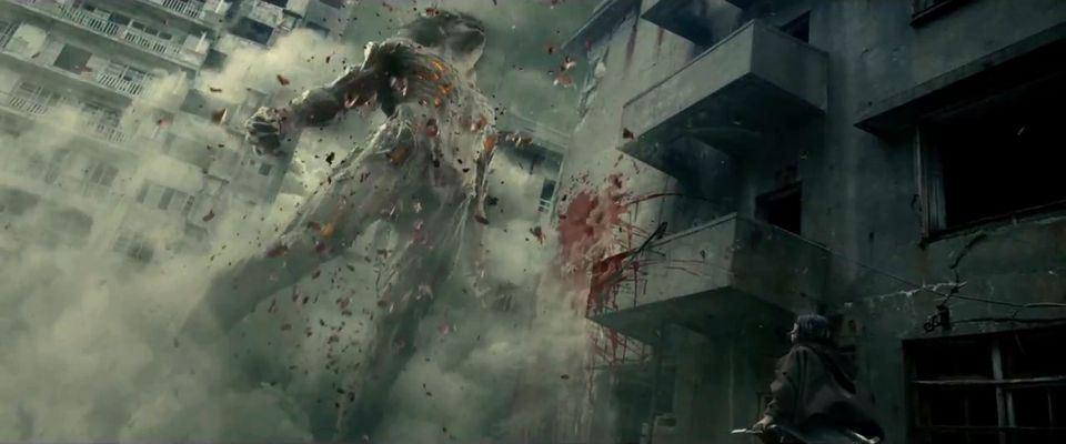 Attack on Titan Trailer7