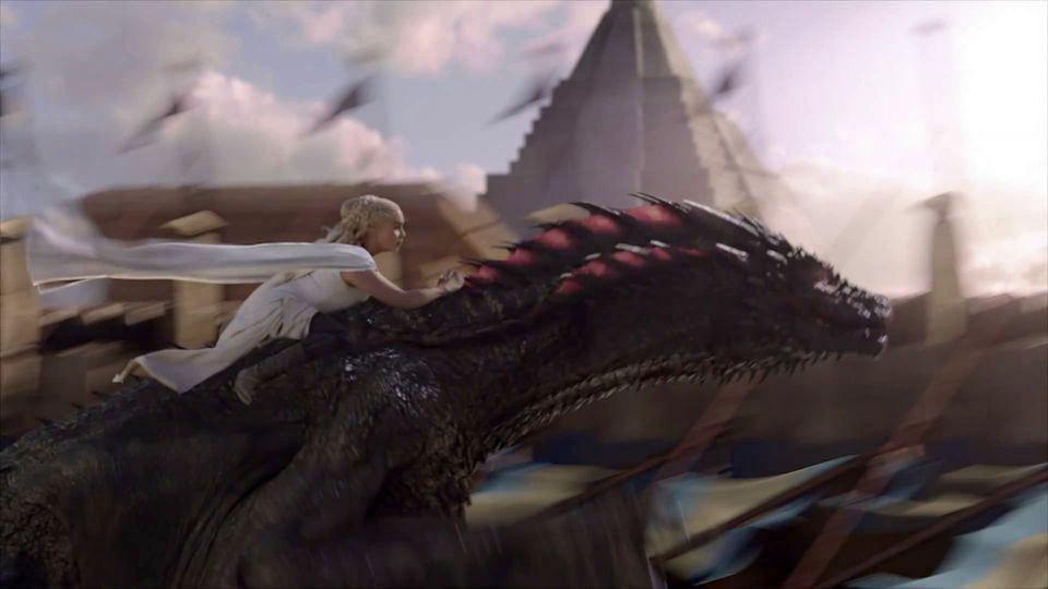 Game Of Thrones Sezon 5 Görsel Efekt Yapım Aşaması-