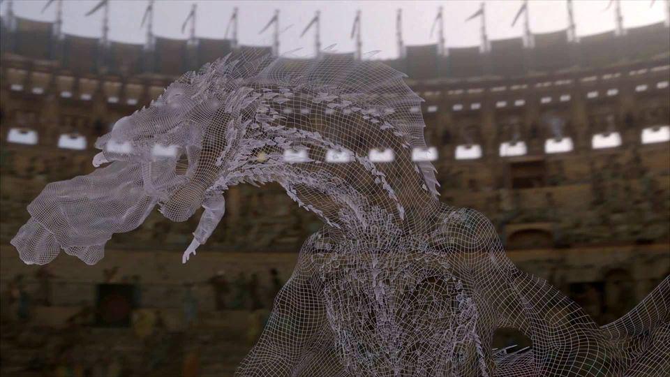 Game Of Thrones Sezon 5 Görsel Efekt Yapım Aşaması-2