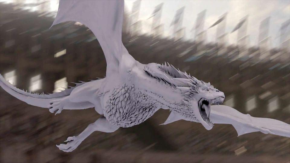 Game Of Thrones Sezon 5 Görsel Efekt Yapım Aşaması-5