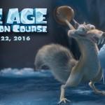 ICE AGE: COLLISION COURSE FİLMİNDEN İLK FRAGMAN YAYINLANDI