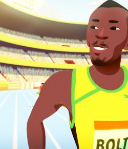 THE BOY WHO LEARNED TO FLY (KISA ANİMASYON – USAIN BOLT)