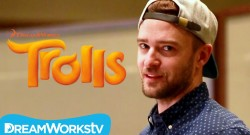 TROLLS SOUNDTRACK: JUSTIN TIMBERLAKE – CAN'T STOP THE FEELING