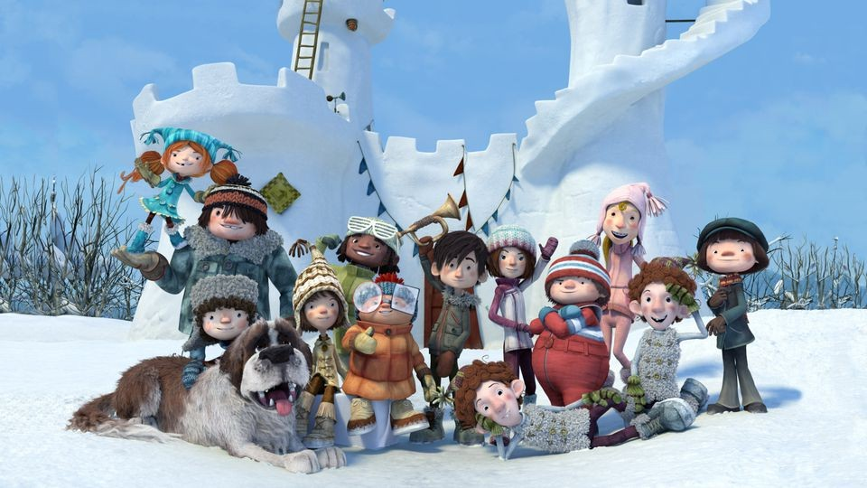 Illuminating Nativity On Tokay >> Haftanin Vizyon Filmi Animasyon Gastesi Page 10