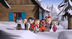 My Life as a Courgette Annecy Animasyon Film Festivali'nde