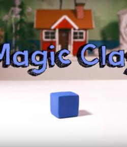 Aracın esnekliğini gösteren bir stop-motion: Magic Clay