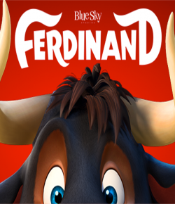 FERDINAND'DAN FRAGMAN VE POSTER YAYINLANDI