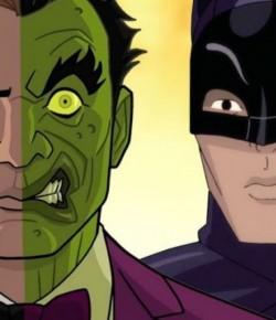 BATMAN VS. TWO-FACE'TEN İLK FRAGMAN YAYINLANDI