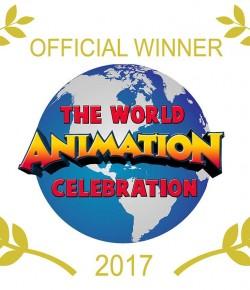 EVCİLİK, WORLD ANIMATION CELEBRATION 2017'DEN ÖDÜLLE DÖNDÜ