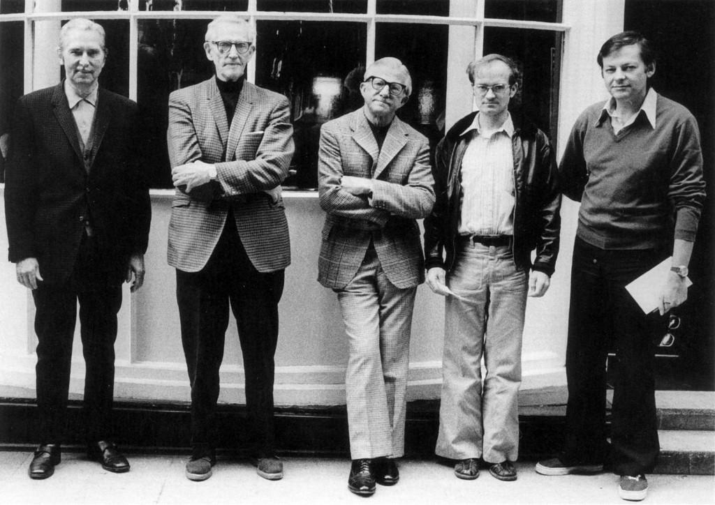 Ken Harris - Grim Natwick - Art Babbit - Richard Purdom - Richard Williams