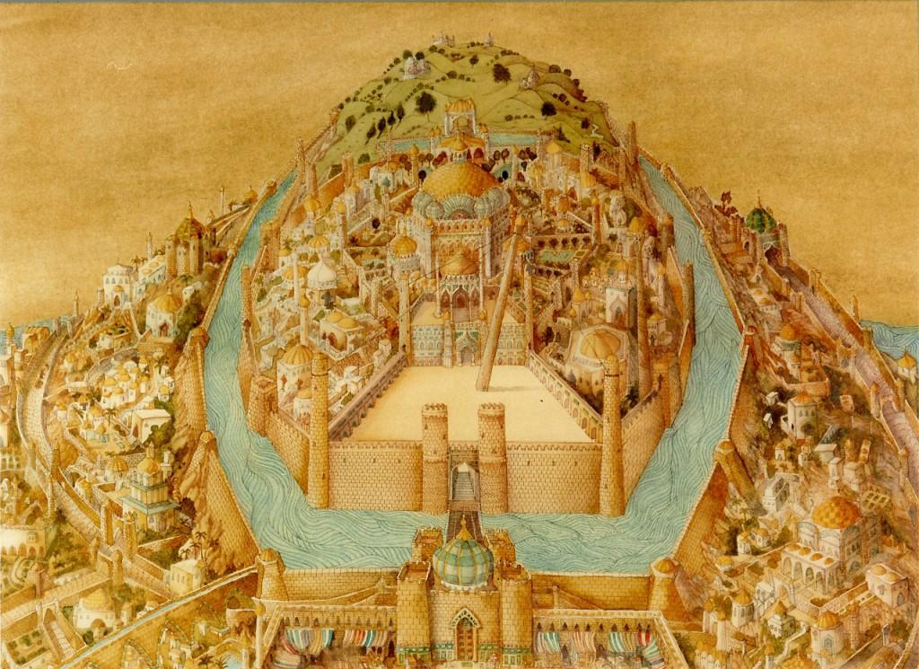 The Golden City (Altın Şehir)