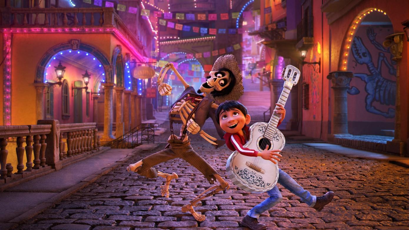 En Iyi şarki Oscar ödülünü Kazanan Animasyon Filmler Animasyon Gastesi