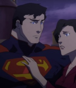 DEATH OF SUPERMAN – FRAGMAN