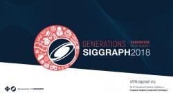 SIGGRAPH 2018'DE KAZANANLAR BELLİ OLDU