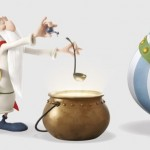 Astérix: Le Secret de la Potion Magique – Fragman