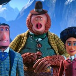 MISSING LINK'TEN İLK FRAGMAN YAYINLANDI