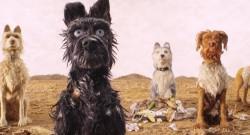 SATELLITE ÖDÜLÜ ISLE OF DOGS'UN OLDU