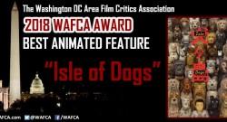 WAFCA'DAN ISLE OF DOGS'A İKİ ÖDÜL BİRDEN