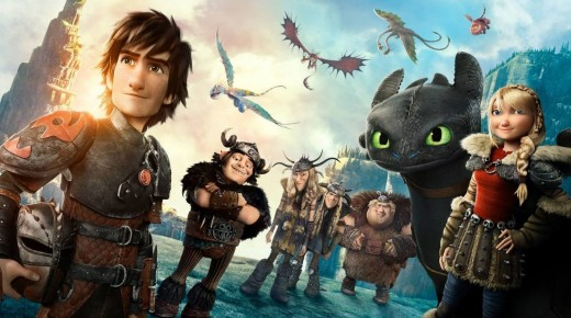 "INDIANA FİLM ELEŞTİRMENLERİ ÖDÜLÜ ""HOW TO TRAIN YOUR DRAGON: THE HIDDEN WORLD""UN OLDU"