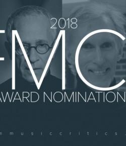FİLM MÜZİĞİ ELEŞTİRMENLERİ BİRLİĞİ ÖDÜLLERİ (IFMCA) 2018 YILI ADAYLARI AÇIKLANDI