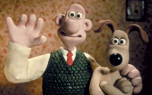 """Wallace and Gromit"" Aardman Animations"