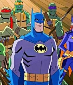 BATMAN VS. TEENAGE MUTANT NINJA TURTLES – FRAGMAN