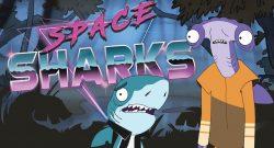 SPACE SHARKS (KISA ANİMASYON)