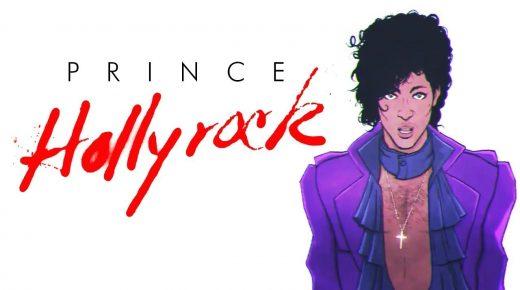 PRINCE – HOLLY ROCK (ANİMASYON MÜZİK VİDEOSU)