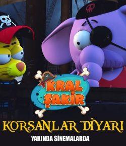KRAL ŞAKİR KORSANLAR DİYARI'NDAN İLK TEASER FRAGMAN YAYINLANDI