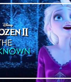 PANIC! AT THE DISCO – INTO THE UNKNOWN (FROZEN 2 SOUNDTRACK)