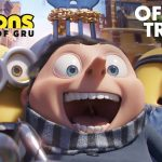 """MINIONS: THE RISE OF GRU""DAN İLK FRAGMAN YAYINLANDI"