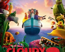 CLOUDY WITH A CHANCE OF MEATBALLS 2 Official Trailer